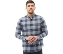 Rawsthorne Hemd mit langem Arm Blau