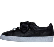 Basket Bling Sneakers Schwarz