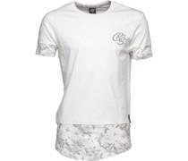 Millards T-Shirt Weiß