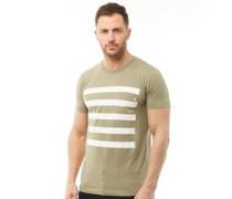 5 Mit Streifen T-Shirt