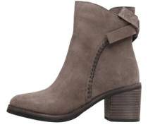 Fraise Whipstitch Stiefel Taupe