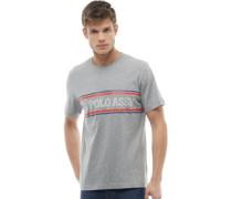 Chester T-Shirt Graumeliert