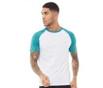 Zemlak Raglan T-Shirt Türkis