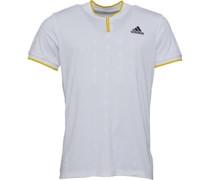 London Tennis Polohemd Weiß