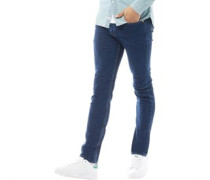 Mens 511 Slim Fit Jeans Pumice Stone Washed