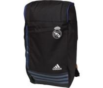 Real Madrid Rücksack Czarny