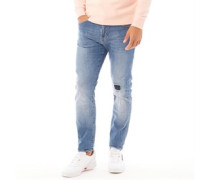 Moriarty LAK 521 Jeans in Slim Passform Hell