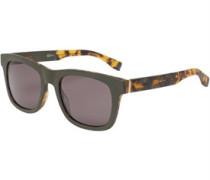 Unisex Sonnenbrille Grün