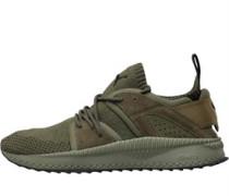 TSUGI Blaze evoKNIT Sneakers Dunkelolivengrün