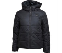 Womens Core Poly Fill Puffer Jacket Black
