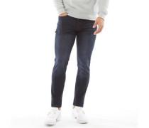 Peter Jeans in Slim Passform Schwarz