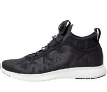 Mens Pump Plus NC Neutral Running Shoes Black/Lead/Chalk/Silver Metallic