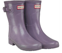 Original Refined Short Gloss Gummistiefel