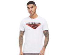 Core Booster T-Shirt Weiß