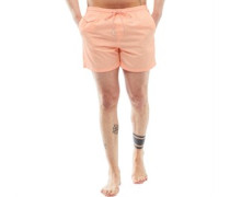 Mens Pier Swim Shorts Orange