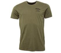 Script T-Shirt Khaki