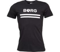 Finn Borg Tennis Ball Logo T-Shirt