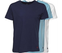Drei Pack T-Shirt