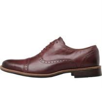 Schuhe Dunkelburgunderrot