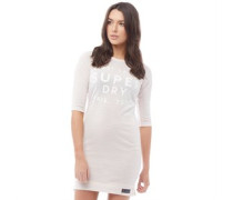 Harbour Slouch Crew Kleid Hellrosa