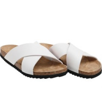 Mens Dawson Sandals White