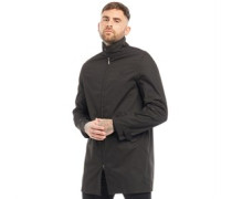 Harrington Regenjacke Schwarz