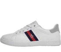 Plane Sneakers Weiß