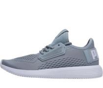 Uprise Mesh Sneakers Hellgrau