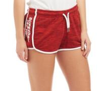 Pacific Runner Jersey Shorts Dunkelmeliert
