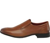 Tramline Schuhe Hellbraun