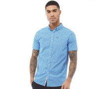 Ultra Lite Oxford Hemd mit kurzem Arm Blau