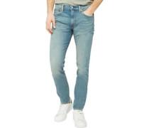 512 Jeans mit zulaufendem Bein Verblasstes