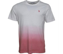 Kneece T-Shirt Weiß