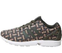 ZX Flux Sneakers Grün