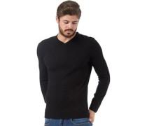 Quazar Pullover mit V-Ausschnitt
