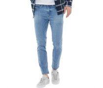 Stickker 084DA Super Skinny Jeans Verblasstes Hell