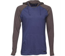 Riviara Kapuzentop Ink Blue/Dark Charcoal
