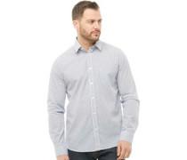 Geprüft Hemd mit langem Arm Weiß