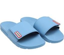 Original  Slider Sandalen Blau