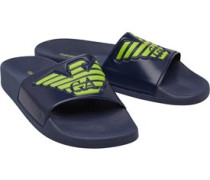 Pool Slide Sandalen Navy