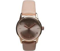 Armbanduhr Rosa