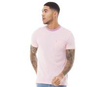 Groove T-Shirt Fliedermeliert