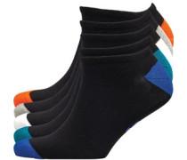 Pacer Fünf Pack Sneaker Socken