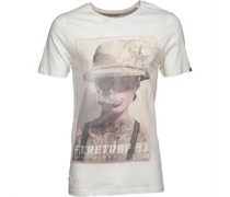 Oscar T-Shirt Naturweiß