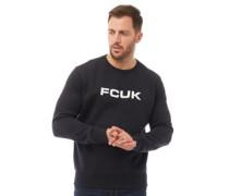 FCUK Crew Sweatshirt Dunkelnavy