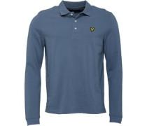 Rugby Hemd Blau