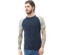 Baptist Raglan T-Shirt Navy