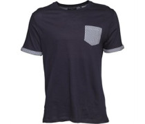 Pyramid T-Shirt Navy