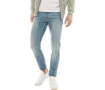 Deadly 02 Skinny Jeans Hellblau