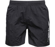 Scope 16 Badeshorts Schwarz